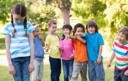 Doctor Dina Health Advice for Kids - different types of bullying