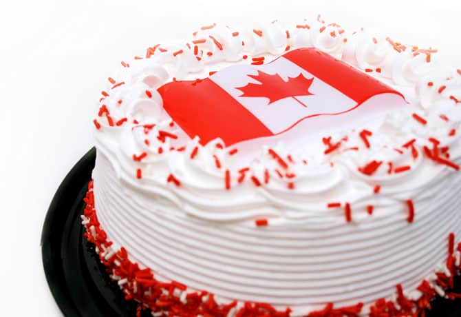 Canada Day And Evening Snacks Recipes