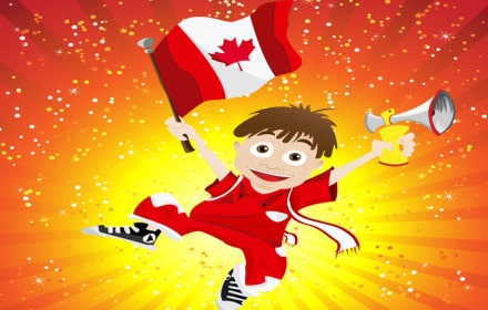 Doctor Dina Health Advice for Kids - canada day 3