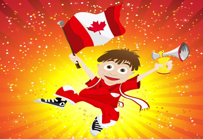 Canada Day Ideas For An Active Day