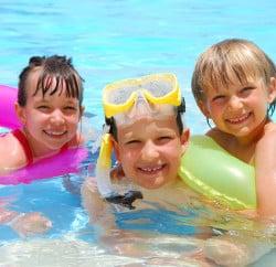 Doctor Dina Health Advice for Kids - kids swimming pools