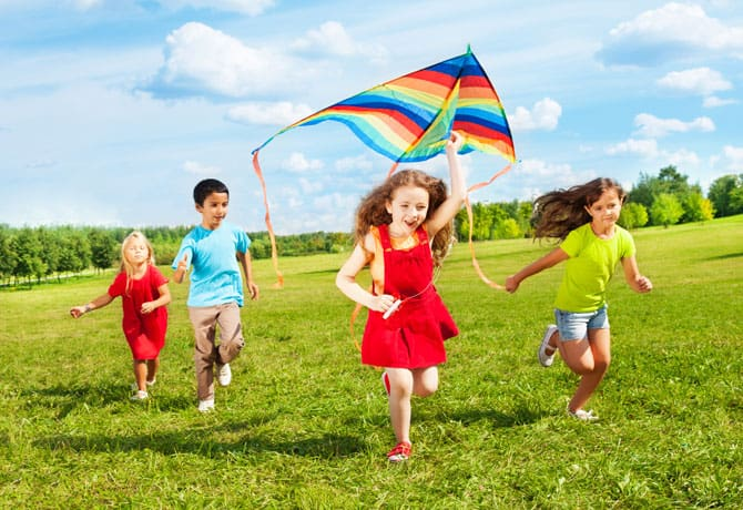 Summer In The City – Outside Games For Kids And Budget Friendly Tips