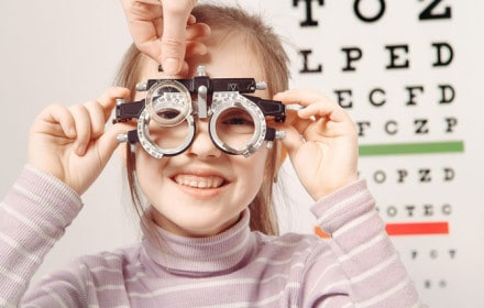 Doctor Dina Health Advice for Kids- pediatric eye doctor