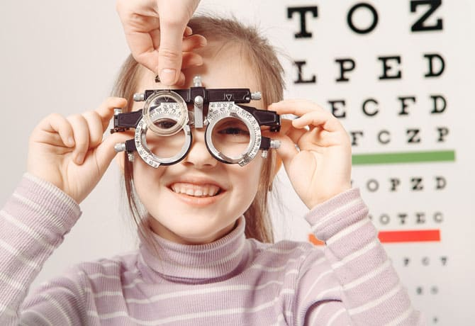 When Should Children See The Pediatric Eye Doctor For The First Time?