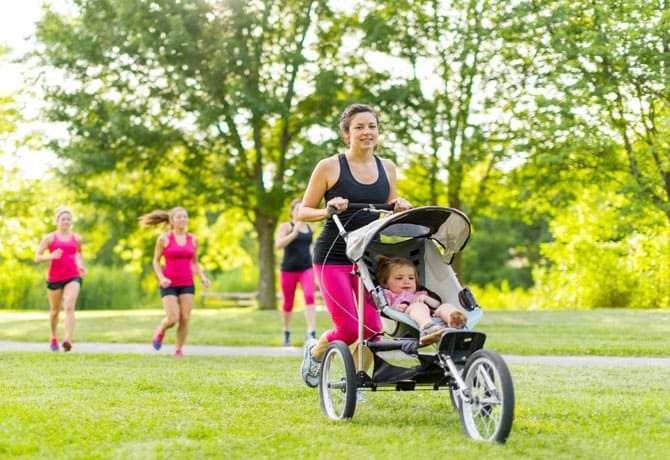 Running Back To Running After Having A Baby