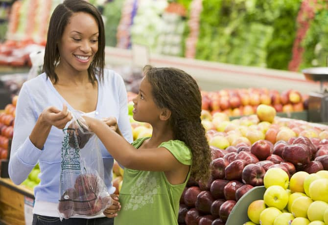 Plan What To Cook For Dinner In Advance, and 4 Other Tips For Grocery Shopping Success