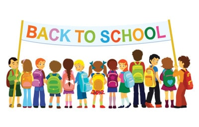 Doctor Dina Health Advice for Kids - schoolbag