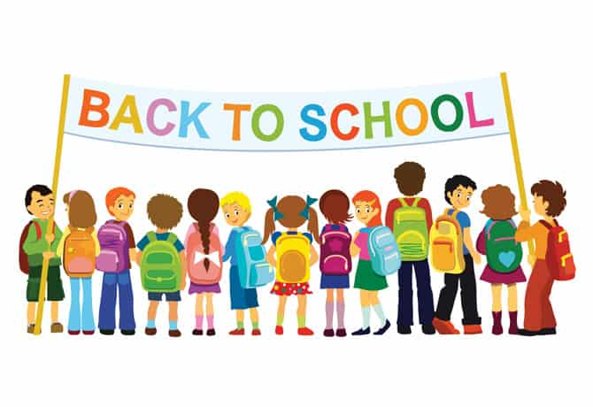 Schoolbag Cleaning Tips for Back To School