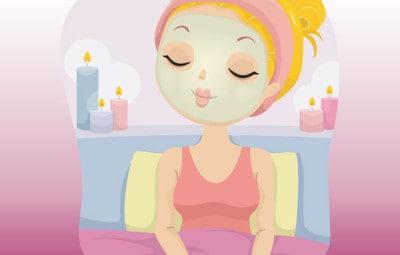 Doctor Dina Health Advice for Kids - simple skin care