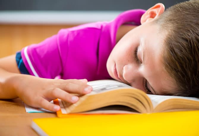 5 Tips to Get Your Child's Sleep Schedule Back on Track for School