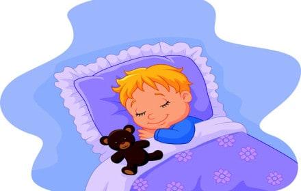 Doctor Dina Health Advice for Kids- baby not sleeping