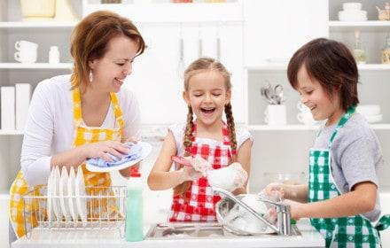 Doctor Dina Health Advice for Kids- kids chore chart