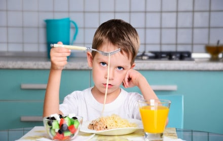Doctor Dina Health Advice for Kids- picky eaters