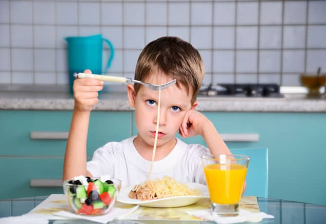 Beyond Picky Eaters: What To Look For – And What You Can Do