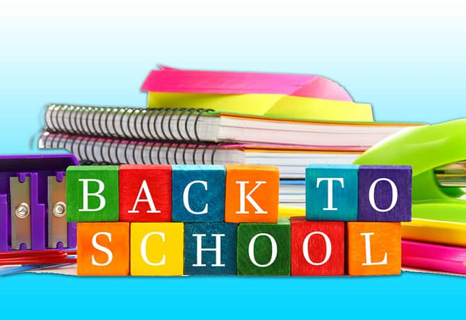 Back to school – Getting Everyone Ready!
