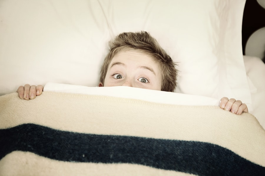 What to Do When Your Child is Afraid of Thunder?