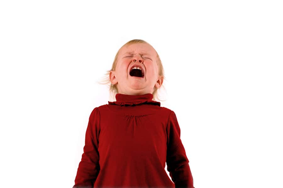 What Do I Do When My Child Is Having a Temper Tantrum?