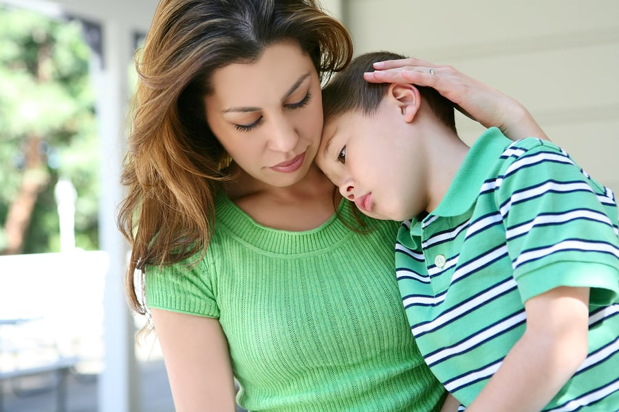 Helping Your Child Through Separation and Divorce
