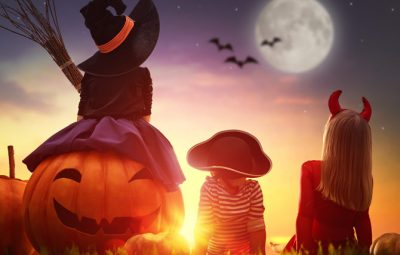 Dr Dina Kids Health - Staying Safe on Halloween