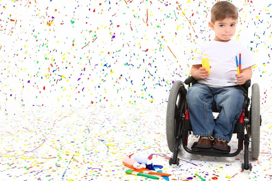 October is Spina Bifida Awareness Month!