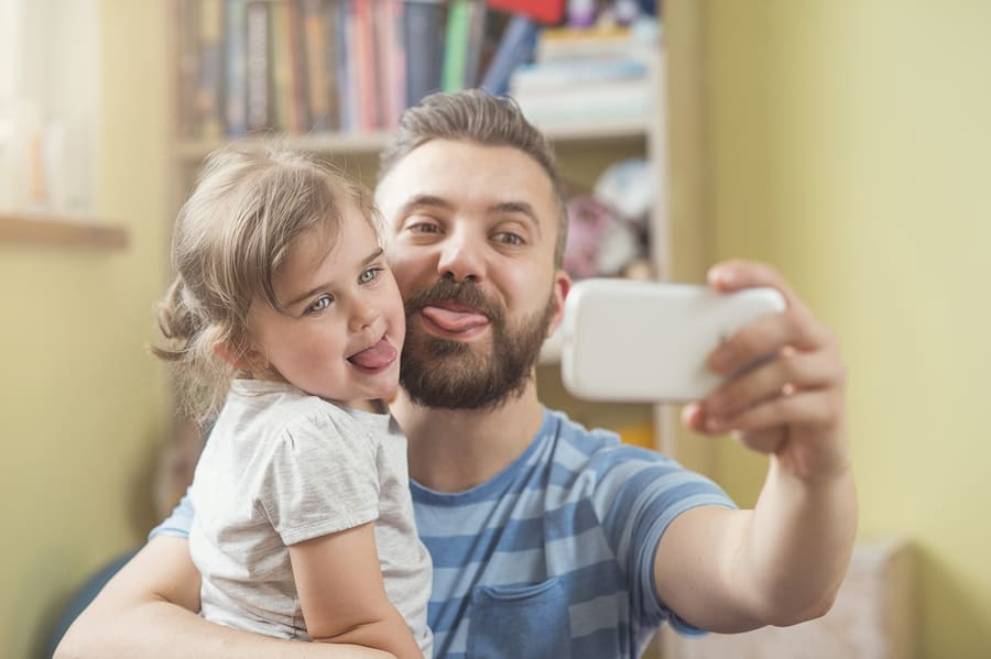 As Dad, It's My Right to Drive My Kids Crazy. Science Backs Me Up