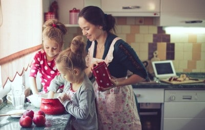 Dr. Andrew Levy explains why it's important to get your kids in the kitchen! They'll learn so many life skills, and it's also a great time to bond. | Cooking | Lifestyle | Family | DrDina.ca