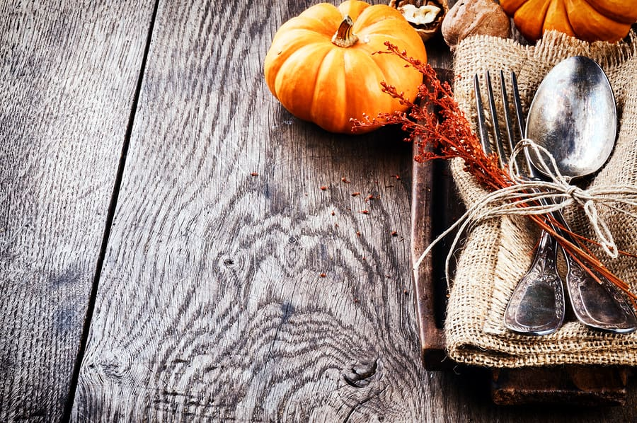 Ten Tips for an Allergy-Friendly Thanksgiving