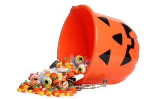 How to Be Friendly to Food Allergies on Halloween | DrDina.ca | Allison Madigan