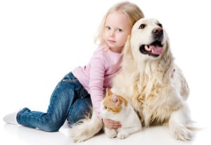 Health Blog - kids and pets