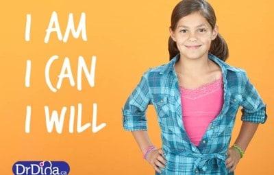 Dr Dina Kulik - Kids Health Blog - self esteem