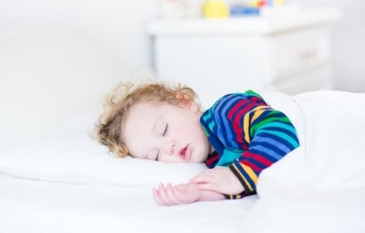 Do you know when you need to drop your child's nap? Here's what to look for.