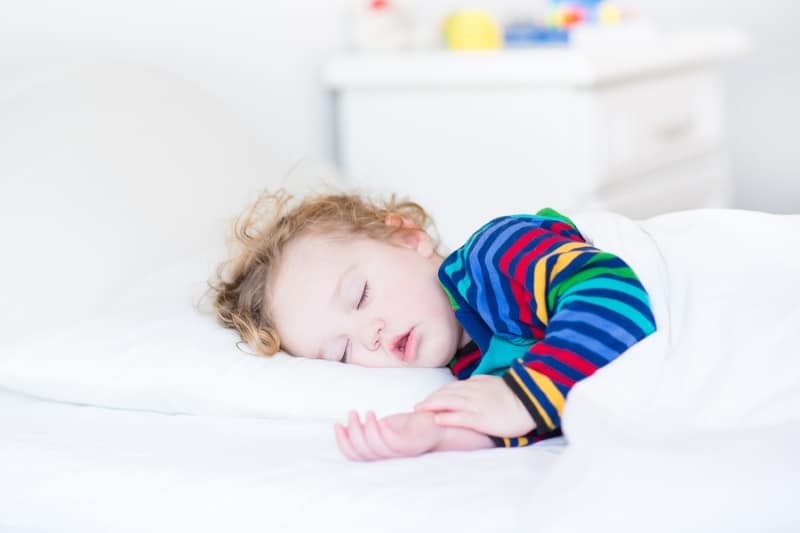 Signs that You Need to Drop Your Child's Nap