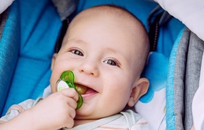 Weaning off a soother can be a stressful time for parents and toddlers. Here's some helpful age-appropriate tips to get them to go without.   Parenting   DrDina.ca