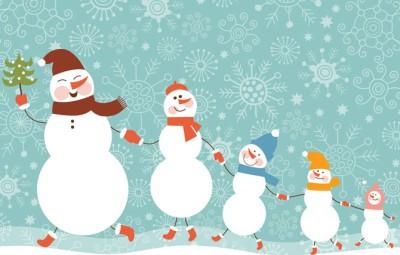 Dr Dina Kulik - Kids Health Blog - Christmas