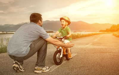 Dr Dina Kulik - Kids Health Blog - father relationship