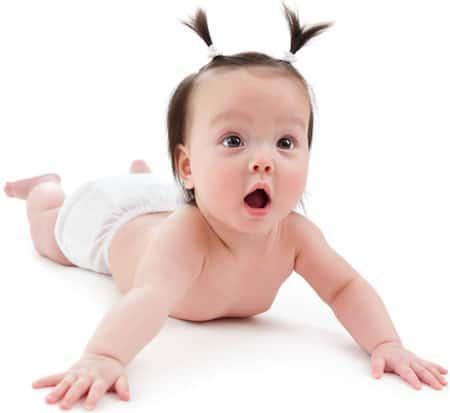 Health Blog - baby milestones