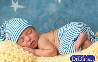 Dr Dina Kulik - Kids Health Blog - baby not sleeping