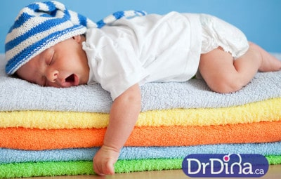 Dr Dina Kulik - Kids Health Blog - Baby Sleep Patterns