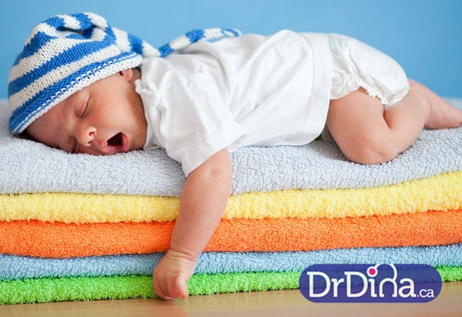 Creating Healthy Baby Sleep Patterns
