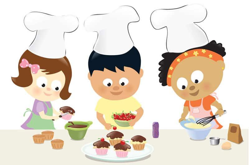 Dr Dina Kulik, Kids Health Blog - Spice Muffins