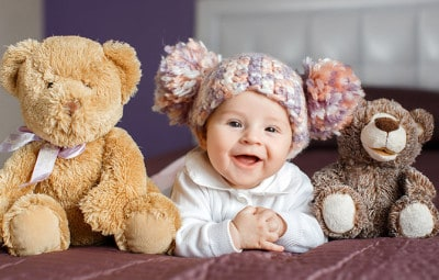 Dr Dina Kulik, Kids Health Blog - baby development