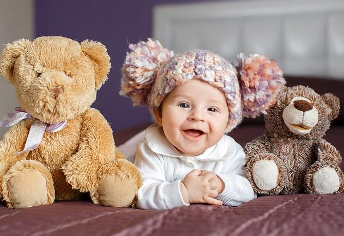 Baby Development – 3 to 6 months
