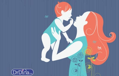 Dr Dina Kulik, Kids Health Blog - challenge as a mother