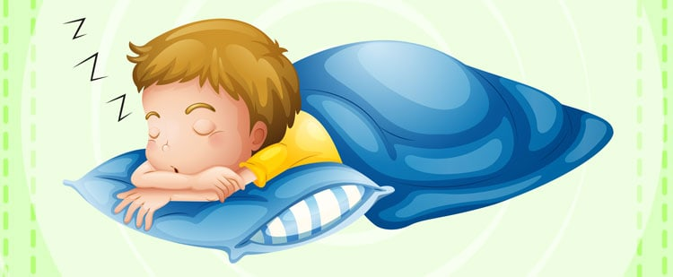 Doctor Dina Health Advice for Kids - sleep problems in children