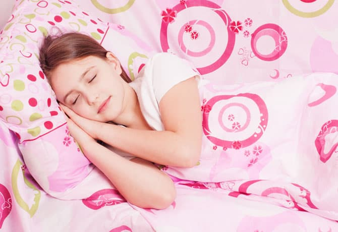 10 Tips For Helping Your Child's Sleep Problem