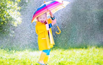 Dr Dina Kulik Kids Health - rainy weather