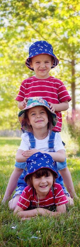 Dr Dina Kulik - Camping with kids
