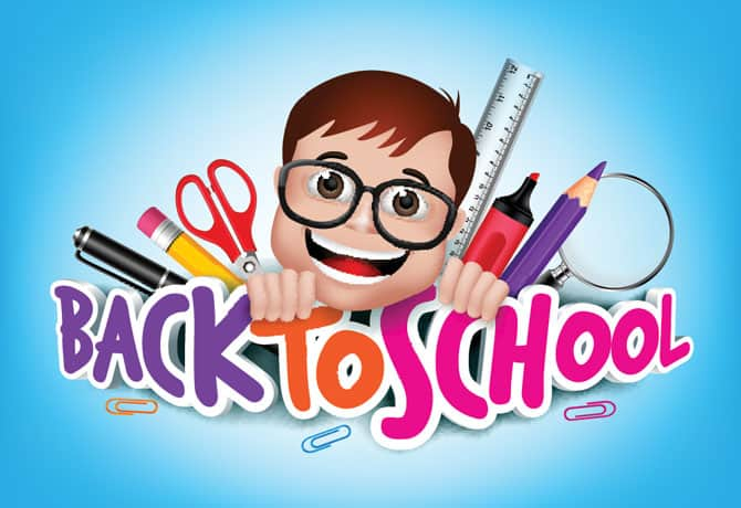 10 Tips For Back To School Success