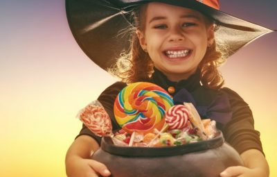 Dr Dina Kids Health kids Food Allergies on Halloween