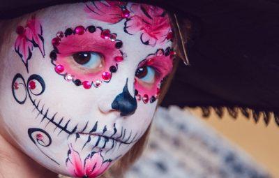 Dr Dina kulik - Kids Health kids Halloween makeup